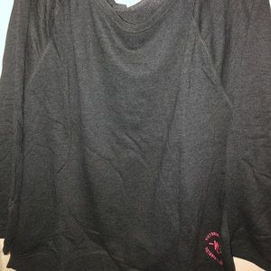Victoria's Secret crewneck sweatshirt